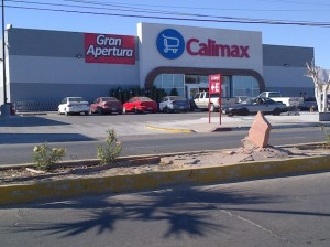 Calmax supermarket San Felipe