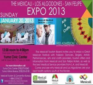 Mexicali -  San Felipe Expo 2013