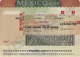 Mexican Tourist Visa