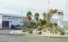 San Felipe Airport