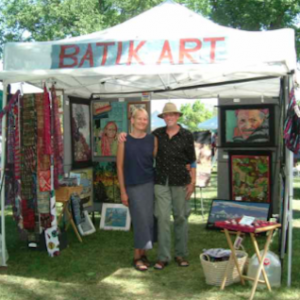 San Felipe Batik Art Workshop