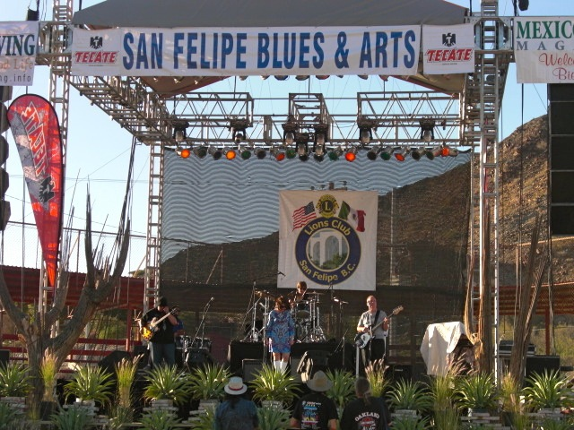 san felipe blues arts fiesta live