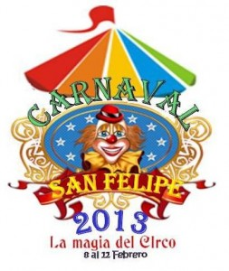 San Felipe Carnival 2013 (aka Carnaval San Felipe)