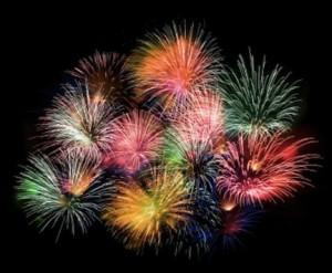 San Felipe Fireworks Display