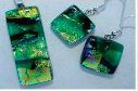 Fused Glass Jewelry Art Playshop